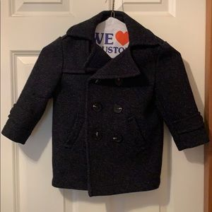 Other - Boys wool coat size 2/3